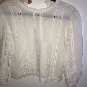 Zara semi long sleeve